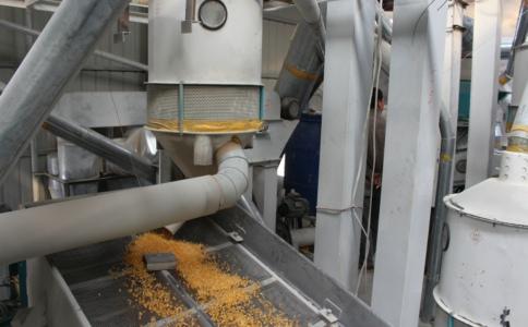 小型玉米加工机械